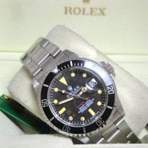 Rolex replica submariner nero gioielleria balestrieri